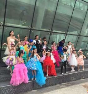 集团新丝路——海南新丝路首席模特大赛代言人拍摄花絮
