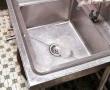 洗碗池,工作台,打蛋机今天清理