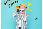 《彩虹阳光》-室内潮拍·喜洋洋专业孕婴童摄影