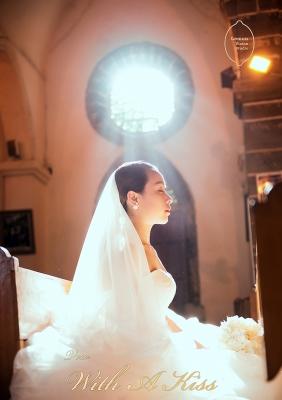 以吻起誓------情定涠洲婚纱照第一辑