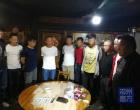 聚众赌博案+贩卖毒品案,融水警方又抓了18人!