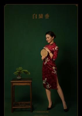 时光.旗袍——柠檬摄影免费拍摄