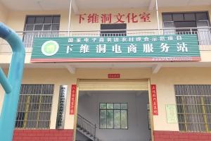 融水县电商中心汪洞乡站点
