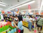 直击融水大洋超市现场!融水人连夜出动扫货,奋战购物至凌晨