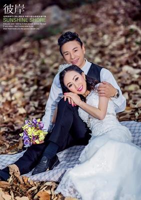 【彼岸】------爱琴海婚纱摄影客片欣赏