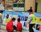 融水县图书馆暑期阅读推广活动丰富多彩