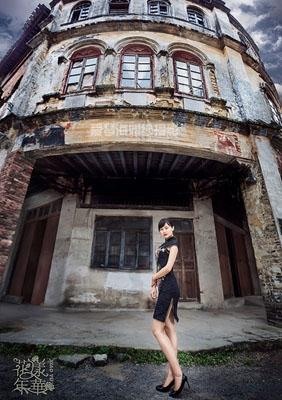 『花漾年华』-----爱琴海婚纱摄影写真客片