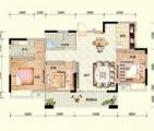 C3户型 三房两厅