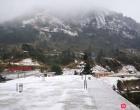 下雪啦!融水多地漫天雪花,来看看这冰雪世界吧!