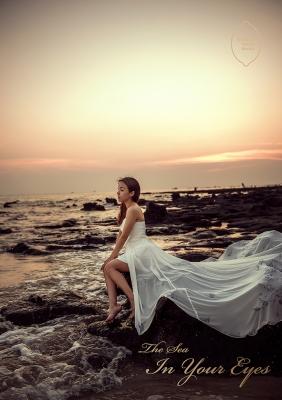 海岛之约------情定涠洲婚纱照第二辑