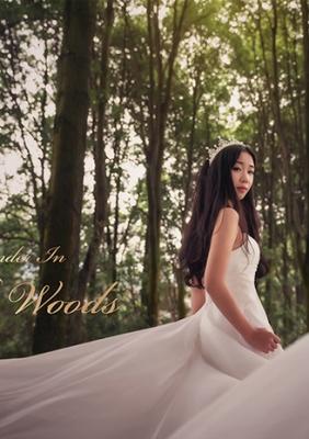 Wander in the woods——柠檬摄影写真客片