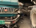 突发:老君洞路口发生惨烈车祸,女子被卷入车底当场身亡【现场图】