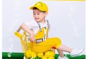 潮童·室内·时尚潮Boy — 嗨贝贝儿童摄影