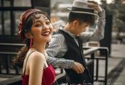 《街拍 . 婚纱》—— E世情缘婚纱摄影