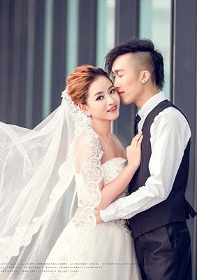 「定格幸福」——爱琴海婚纱摄影客片欣赏