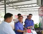 """融水县市场监管局开展""""安全生产月""""宣传活动"""