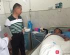柳州市卫健委领导到融水县开展调研